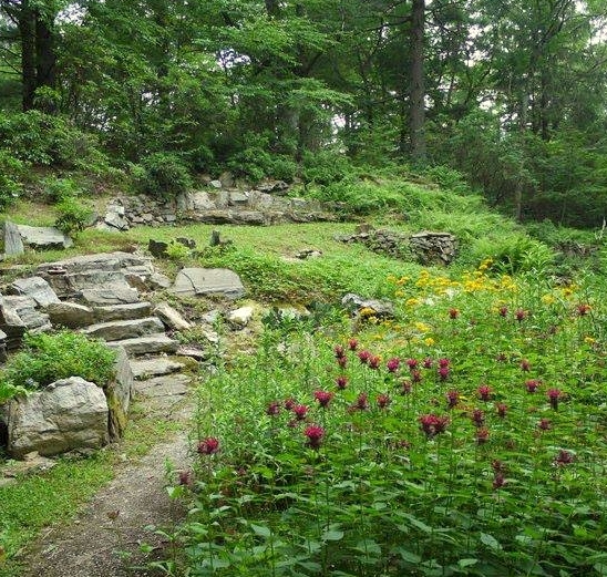 Eklund native species garden the garden is located in the heart of the 500 acre shelton lakes greenway and is accessible by car as well as by hiking or biking the extensive trail workwithnaturefo